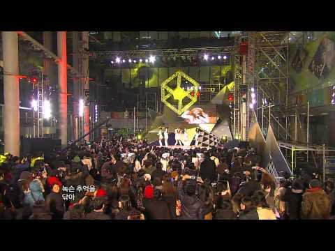 【tvpp】kara - Jumping, 카라 - 점핑  2010 Korean Music Festival Live video
