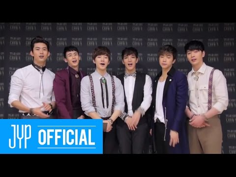 2PM 'Love Letter for HOTTEST'