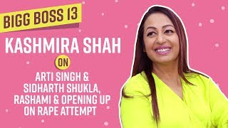 Bigg Boss 13: Kashmera on Arti Singh's relation with Sidharth, Rashami & shocking molestation story