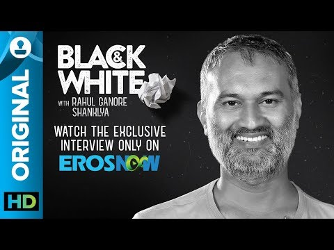Black and White Interview with Rahul Ganore Shanklya
