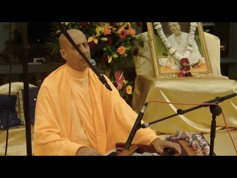 2012-03-30 Hare Krishna Kirtan by HH Radhanath Swami in London UK Music Videos