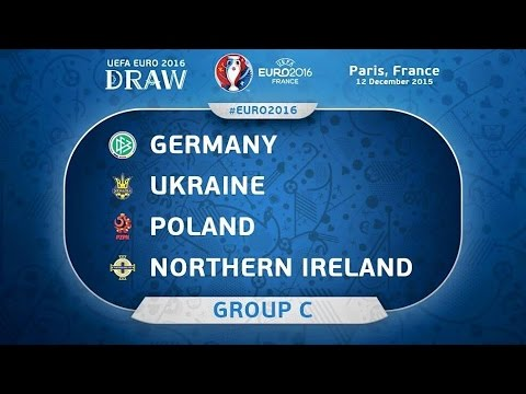 UEFA EURO 2016 - Trailer of the Group C | HD