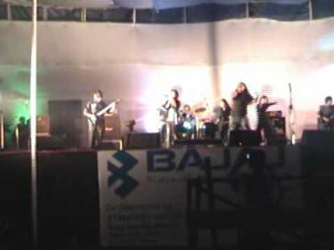 The Scavenger Project  Ft Atea 'boomarang' Signs (live)( John Schlit'petra' Concert ).mpg video