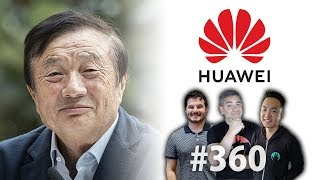 Huawei's BACKUP PLAN