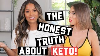 WEIGHT LOSS Q&A FT. KATY | THE TRUTH ABOUT KETO