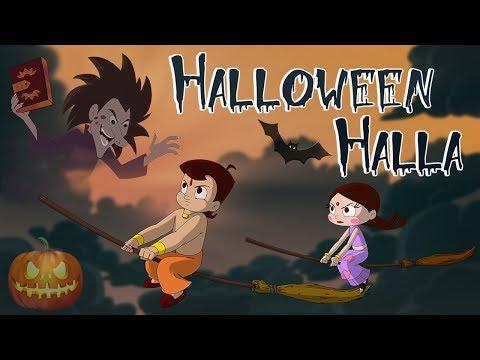 Chhota Bheem - Halloween Halla thumbnail