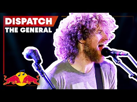 """Dispatch - """"The General"""" LIVE at the Red Bull Arena"""