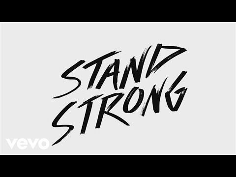 Moriah Peters - Stand Strong (Official Lyric Video)