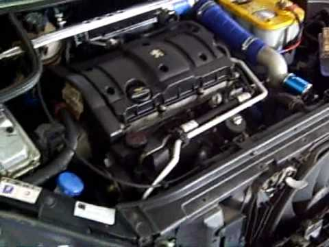 Peugeot 206 Turbo Engine Peugeot 206 1.6 16v Turbo
