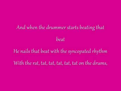 Gloria Estefan - Turn The Beat Around lyrics