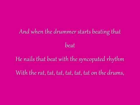 Gloria Estefan - Turn The Beat Around lyrics
