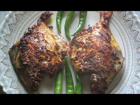 How to make the incredible and tasty Pomfret Fish Fry / Avoli Fry a beginner's recipe