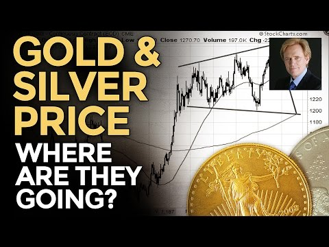 Gold & Silver Price - Where Are They Going? Mike Maloney