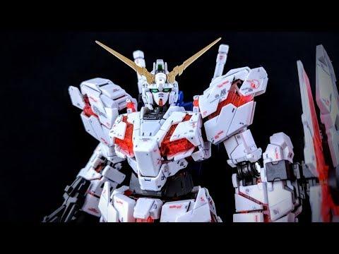 Gunpla Reviews - Real Grade Unicorn Gundam