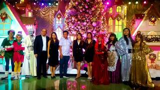 SM Southmall Christmas Town Unveils