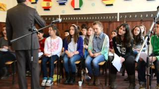 Erasmus + / Comenius Project Week - Romania - Traning