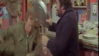 Bud Spencer (Bulldozer) Fight