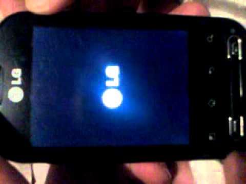 LG P350 android 4.0.4 AOKP V2
