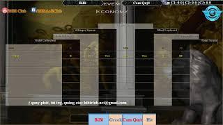 AoE SoLo 2 Thể Loại BiBi vs Cam Quýt ngày 20-11-2017