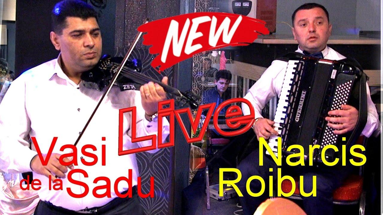 Vasi de la Sadu si Narcis Roibu | LIVE 2017 | Instrumentala, Colaje Frumoase Majorat Daniela
