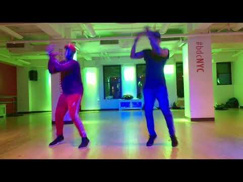 All Aboard x Vybz Kartel @koriegenius Choreography