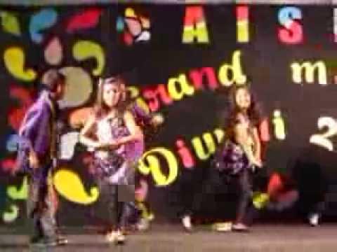 AISm Diwali Ball- AISM Rockstars-rabbta agal bagal punjabiyaan...