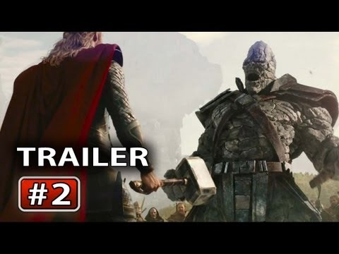 THOR 2 : The Dark World Trailer # 2