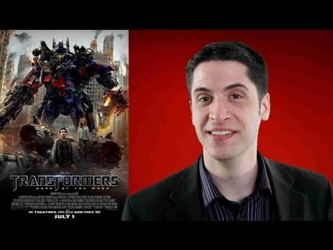 Transformers: Dark of the Moon movie review