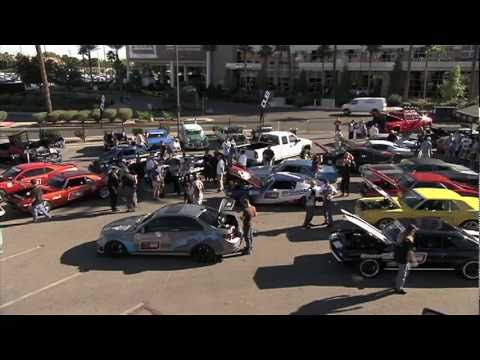 2010 OPTIMA® Ultimate Street Car Invitational Trailer