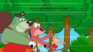 Rat-A-Tat | Chotoonz Kids Funny Cartoon Videos | 'Cycle Rikhsaw Don'
