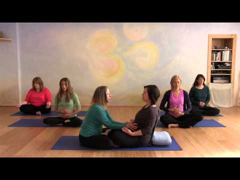 Guided Healing Meditation for Pregnant Women