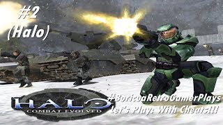 Let's Play: Halo: Combat Evolved (PC) (Level 2 with cheats)
