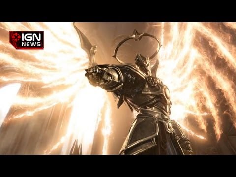 IGN News - First Screens of Diablo III on PlayStation 3