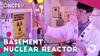 Meet the man with a nuclear reactor in his basement