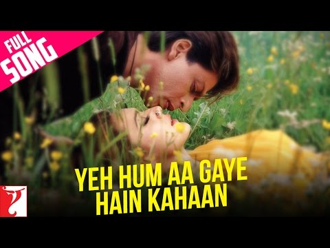 Yeh Hum Aa Gaye Kahan  (In Film) - Song - Veer-Zaara