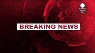 "euronews: ""Breaking News"" intro"