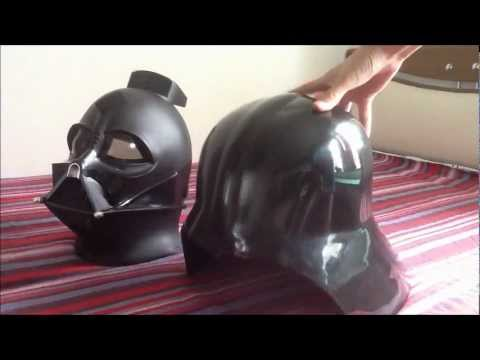Darth Vader Helmet Supreme Edition