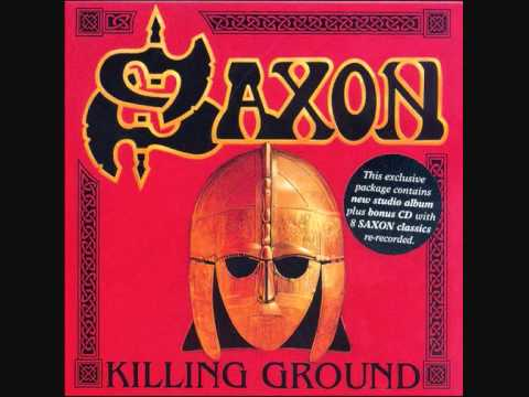 Saxon - Coming Home