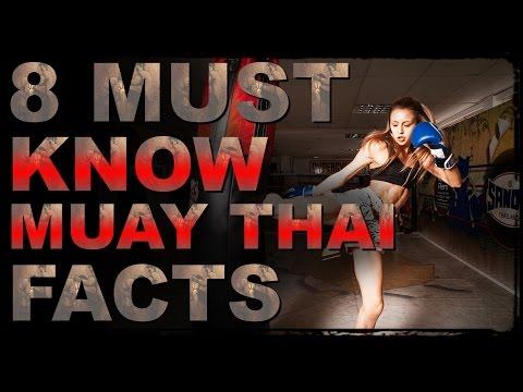 8 Amazing Muay Thai Facts! - Brief Martial Arts