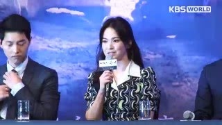 Descendants of the Sun, 태양의 후예_showcase