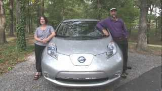 Actual Owner's 2012 Nissan Leaf Review