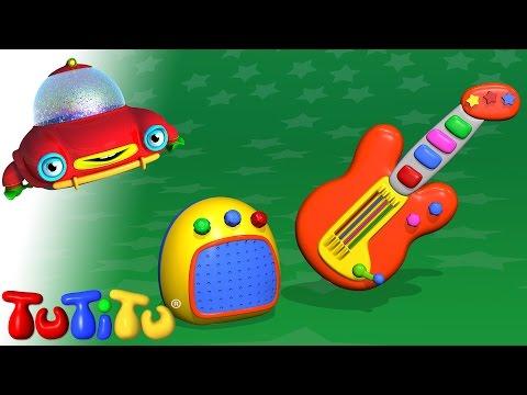 TuTiTu (ТуТиТу) Игрушки | Гитара