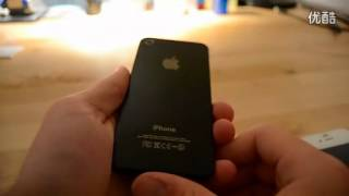 iPhone5 unbox