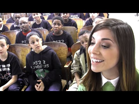 a Thousand Years Christina Perri & Ps22 Chorus video