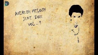 ANIRUTH MELODY JUKE BOX-(VOLUME-1)
