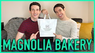 Magnolia Bakery Cupcakes Review