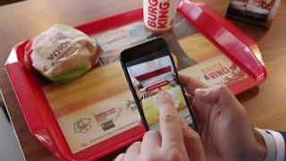 Realtà aumentata al ristorante: debutto in Italia da Burger King