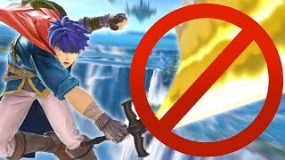 IKE DESTROYS ELITE SMASH BUT WITHOUT USING HIS BEST MOVE (Neutral Air)