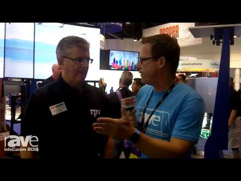 InfoComm 2015: Gary Kayye Speaks With President of rp Visual Solutions Randy Pagnan