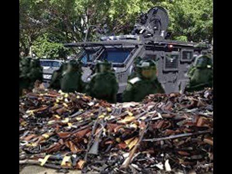 The Coming Gun Sequestration of America  /  Using Australian Draconian Gun Control  Laws !